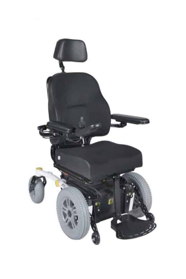 Webster REHAB X10-FWD S Electric Power Wheelchair 1