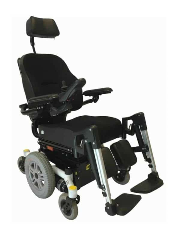 Webster REHAB X10-MWD Electric Power Wheelchair 1
