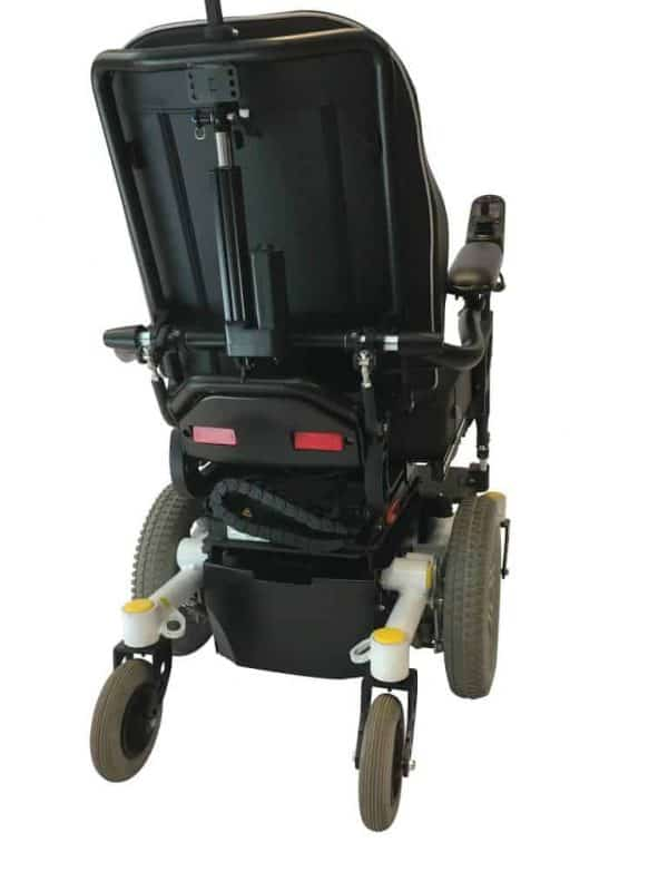Webster REHAB X10-MWD Electric Power Wheelchair 2