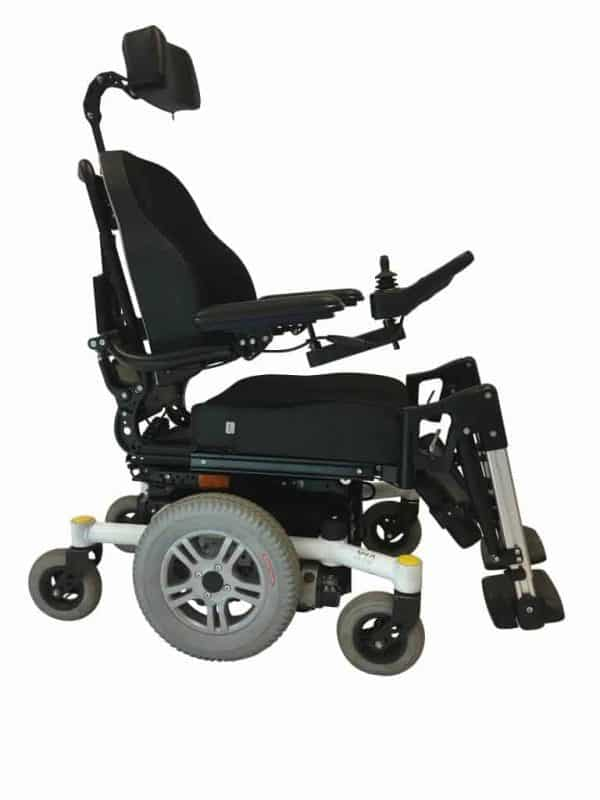 Webster REHAB X10-MWD Electric Power Wheelchair 4