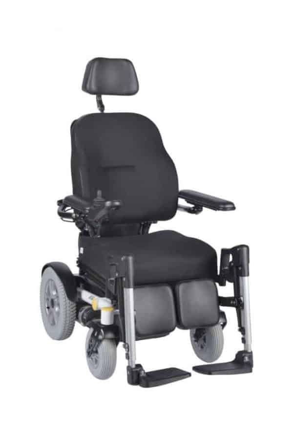 Webster REHAB X10-RWD S Electric Power Wheelchair 1
