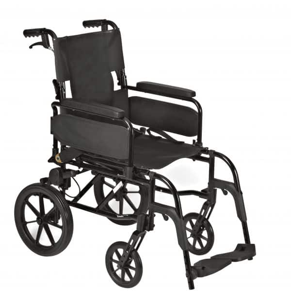 Dash Lite 2: Lightweight Aluminium Attendant Propelled Wheelchair 1