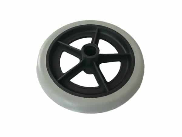 "Webster 8"" Front Castor Wheel 1"