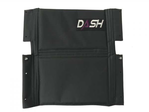 Webster High Quality Back Canvas in Black 2