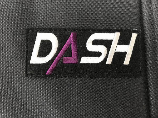 Dash Express High Quality Back Canvas in Black 4