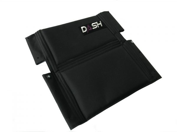Webster High Quality Back Canvas in Black 3