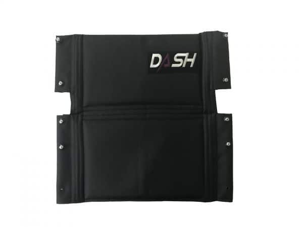 Webster High Quality Back Canvas in Black 1