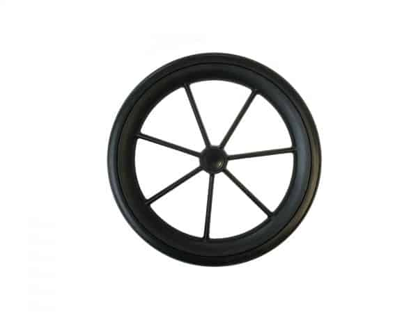 9TRL 315mm Rear Wheel Assembly in Black 1