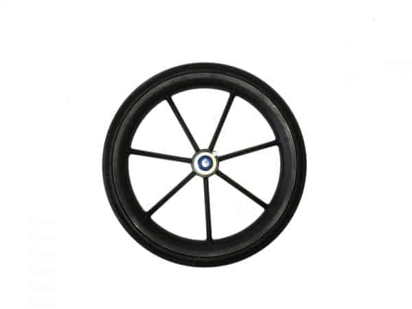 9TRL 315mm Rear Wheel Assembly in Black 2