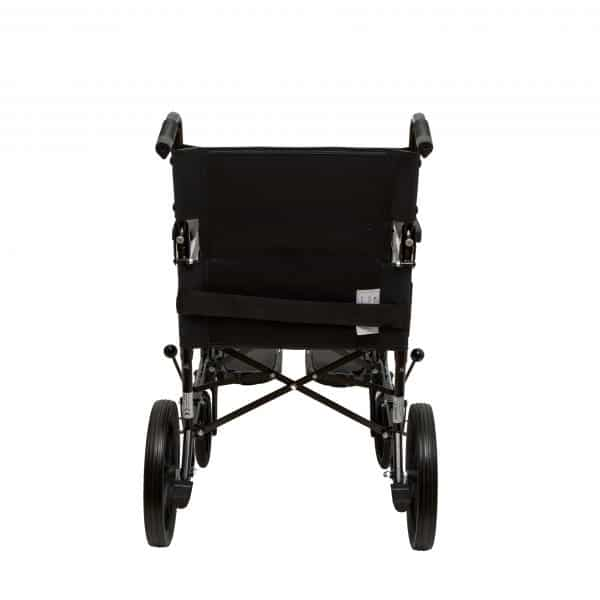 Dash 9TRL: General Purpose Folding Back Attendant Propelled Wheelchair 4