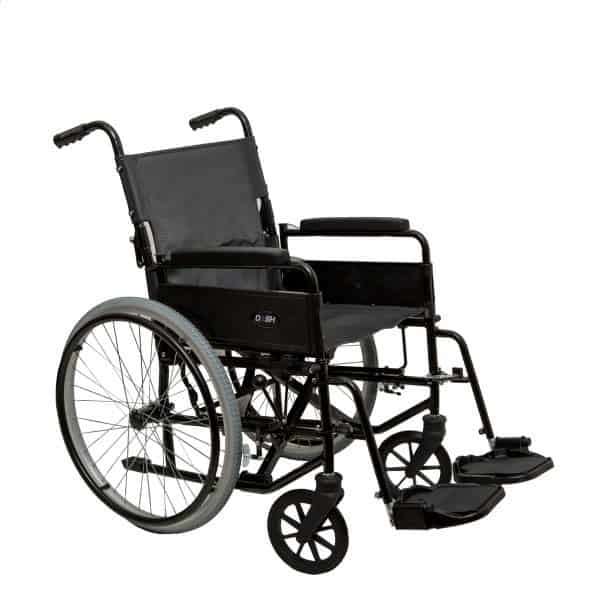 Dash 8TRL: General Purpose Folding Back Occupant Propelled Wheelchair 1