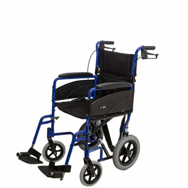 Dash Foldable Wheelchair 2