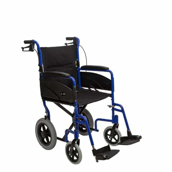 Dash Foldable Wheelchair 1