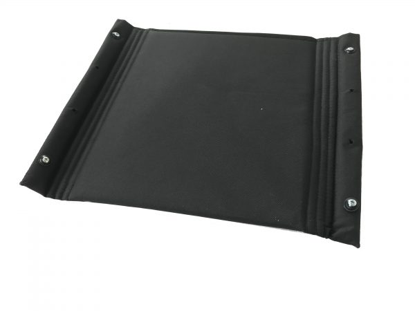 Dash High Quality Seat Canvas in Black 1