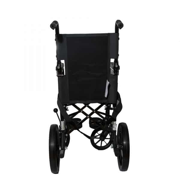 Webster Lite 2: Lightweight Aluminium Attendant Propelled Wheelchair 4