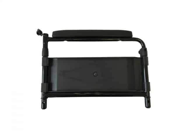 8TRL Height Adjustable Armrests in Black 3