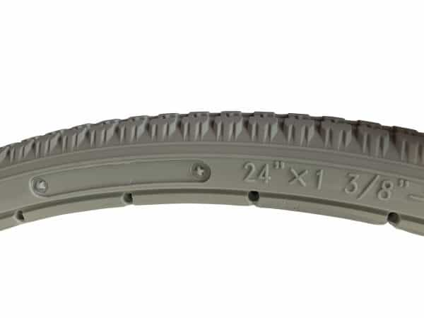 "Dash Lite 2: 24"" Long Lasting PPT Tyre 2"
