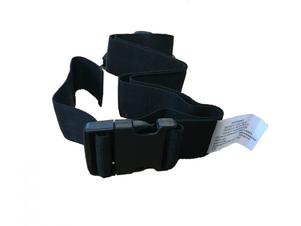 8TRL/9TRL Wheelchair Lap Belt in Black 2
