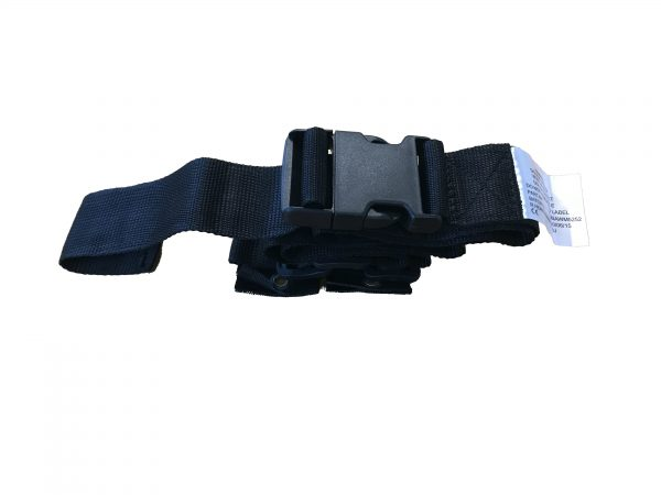 8TRL/9TRL Wheelchair Lap Belt in Black 3