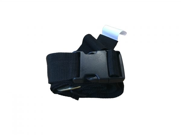 Dash Lite 2 SP/AP Strong Lap Belt in Black 3