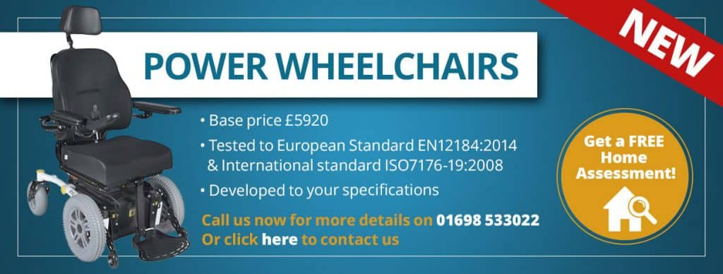 Electric Wheelchairs 1
