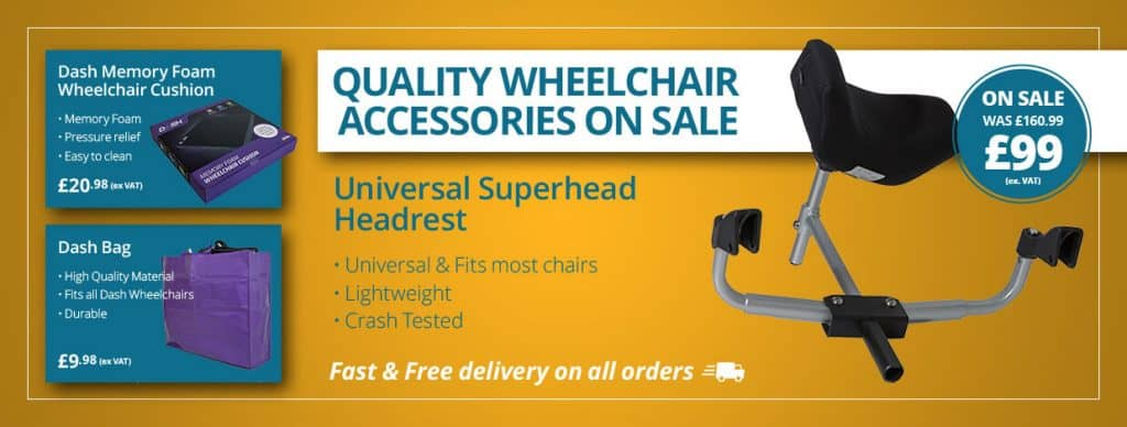 Wheelchair Accessories 1
