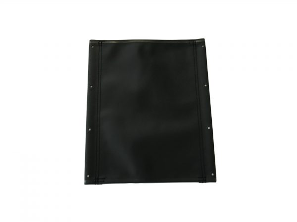 8TRL/9TRL Seat Canvas Unpadded in Black 2