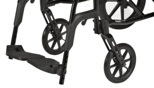 Webster Lite 2 Front Castor Wheels - Full Assembly 4