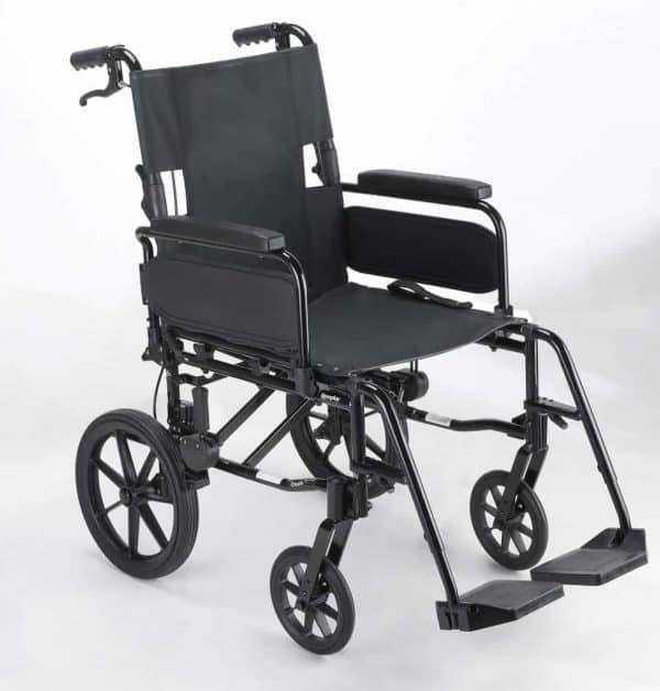 Webster Lite 2: Lightweight Aluminium Self Propelled Wheelchair 5