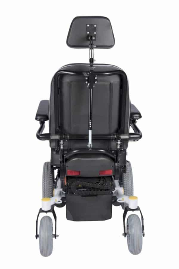 Dash REHAB X10-FWD S Electric Power Wheelchair 3