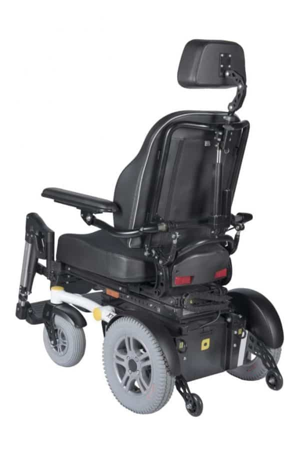 Dash REHAB X10-RWD Electric Power Wheelchair 4