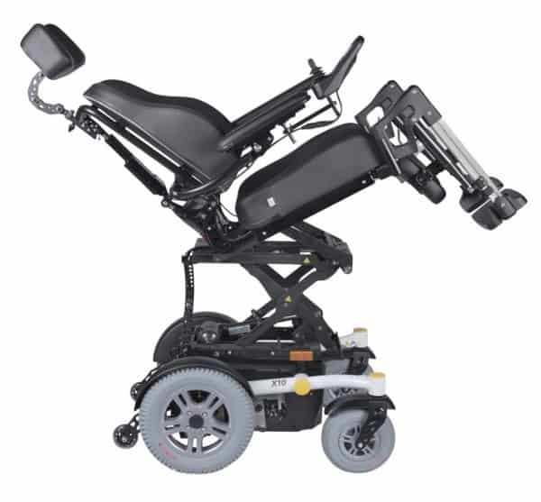 Dash REHAB X10-RWD Electric Power Wheelchair 2