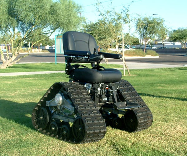 Top 10 Amazing Pimped Out Wheelchairs 2