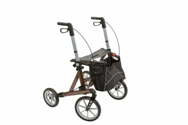 Dash Explorer outdoor rollator 1