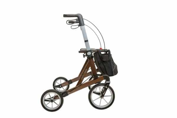 Dash Explorer outdoor rollator 3