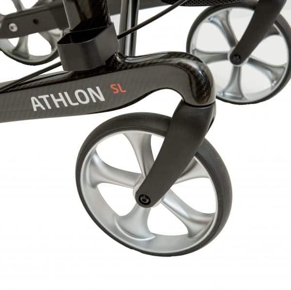 Dash Athlon carbon fibre composite rollator 3