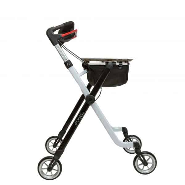 Dash Pixel Indoor Rollator 4