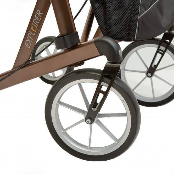 Dash Explorer outdoor rollator 8