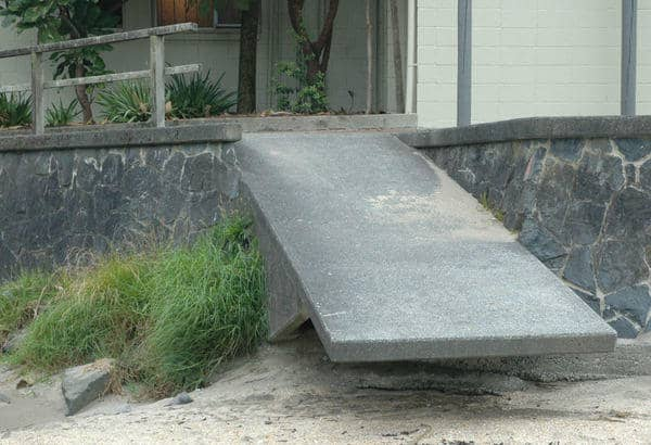 The World's Most Useless Wheelchair Ramps 3