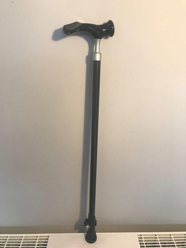 Walking Stick:ABS RH Shape Handle 2
